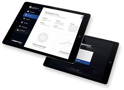 orgaMAX App