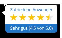 Auszeichnung: Zufriedene Kunden
