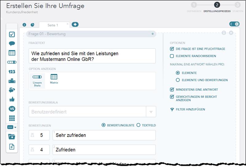 Erstellung einer Umfrage mittels QuickSurveys | orgaMAX Tool-Tipp