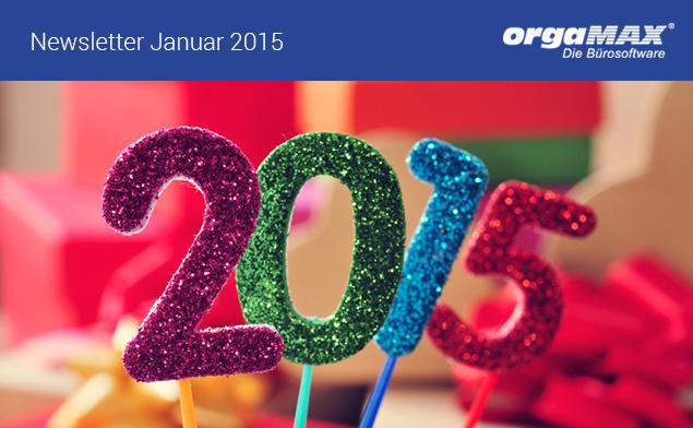 Newsletter Januar 2015