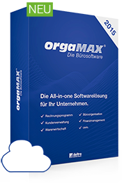 orgaMAX Cloud
