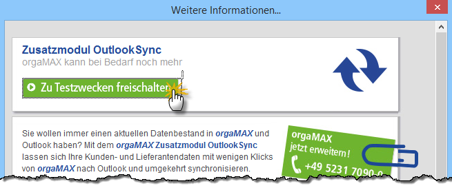 Outlook-Sync Test