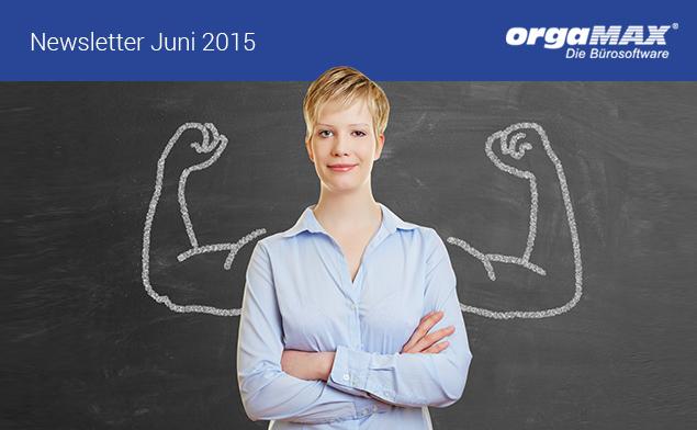 Newsletter Juni 2015