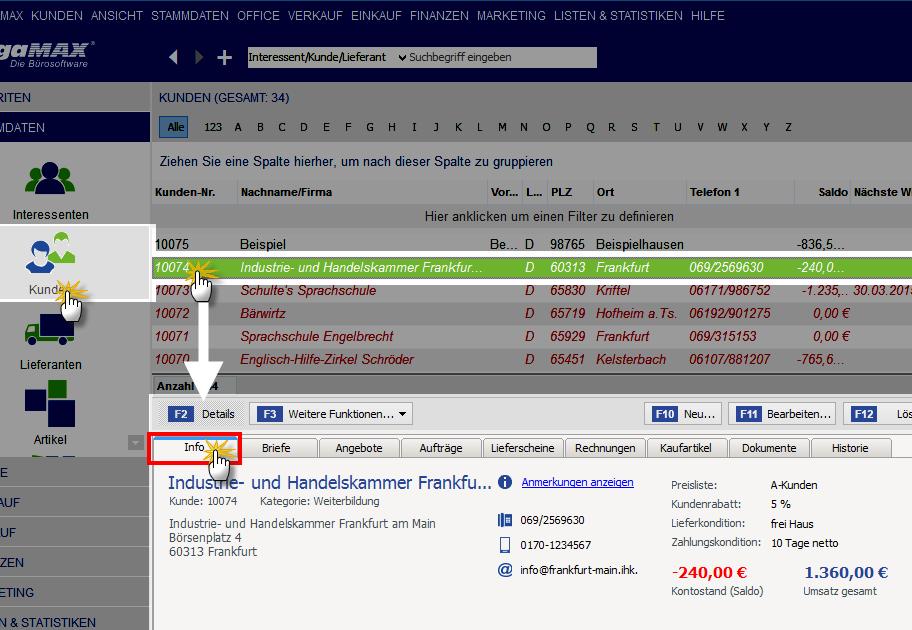 Info-Register