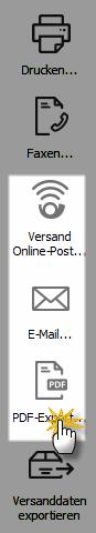 """Sprechende"" PDF-Dateinamen: PDF-Export | orgaMAX Praxistipp"