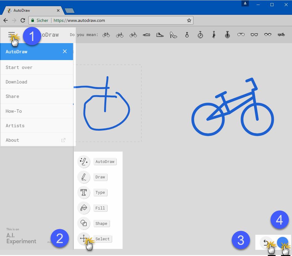 Google Autodraw Unser Tipp F R Schnelles Zeichnen
