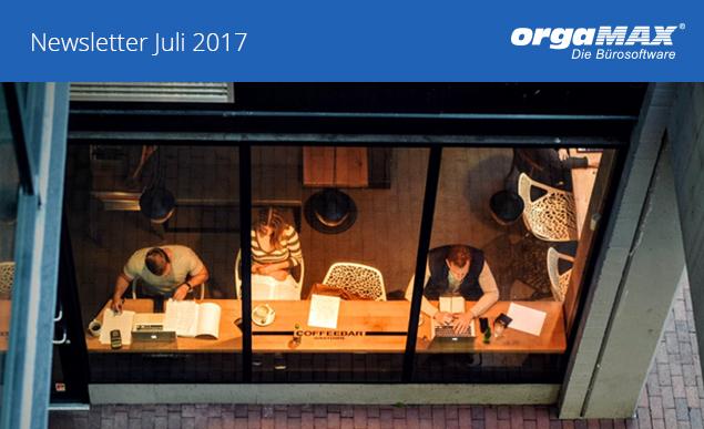 Newsletter Juli 2017