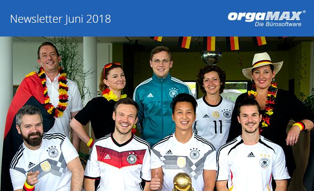 Newsletter Header Juni 2018