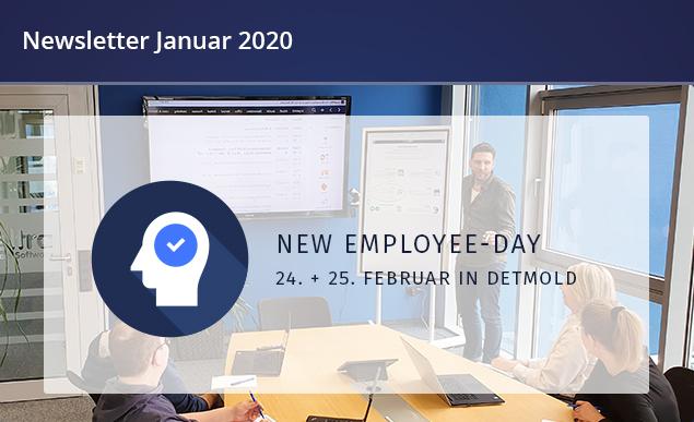 Newsletter Header Januar 2020