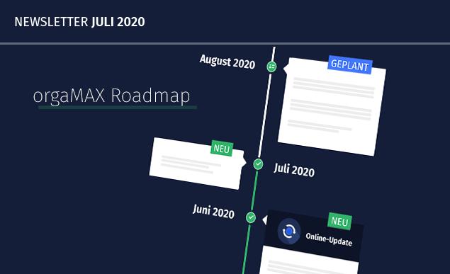 Newsletter Header Juli 2020